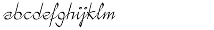 Sommerwerk Ink Font LOWERCASE