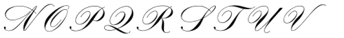 Sonata Pro Bold Font UPPERCASE