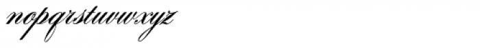 Sonata Pro Bold Font LOWERCASE