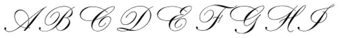 Sonata Pro Font UPPERCASE