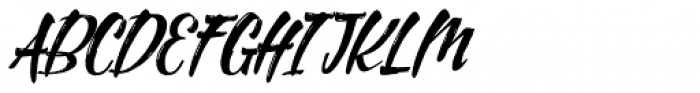 Sond Font UPPERCASE