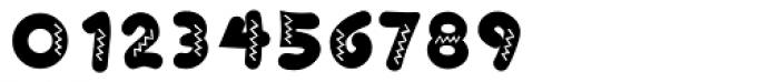 Sondela Pizazz Font OTHER CHARS