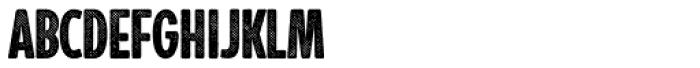 Sonder Print Sans3 Font LOWERCASE