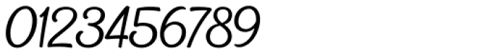 Sonder Script1 Font OTHER CHARS