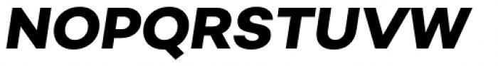 Sonny Gothic Extra Bold Italic Font UPPERCASE