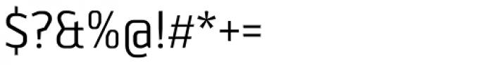 Sophisto OT A Gauge Font OTHER CHARS