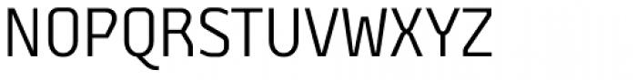 Sophisto OT A Gauge Font UPPERCASE