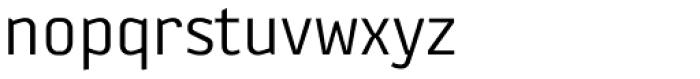 Sophisto OT A Gauge Font LOWERCASE