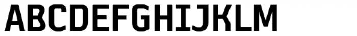 Sophisto OT D Gauge Font UPPERCASE
