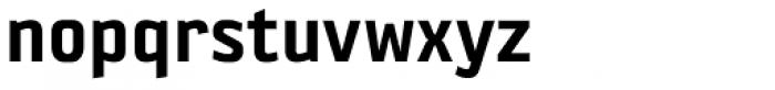 Sophisto OT D Gauge Font LOWERCASE