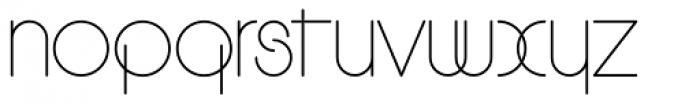 Soraya Regular Font UPPERCASE