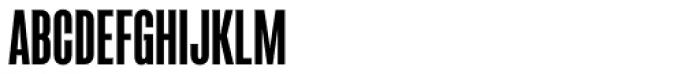 Sorren Ex Bold Font UPPERCASE