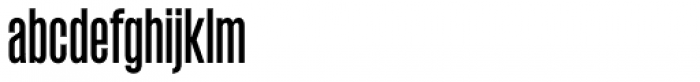 Sorren Ex SemiBold Font LOWERCASE