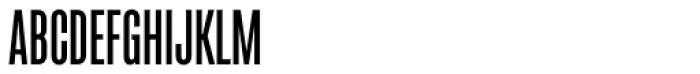 Sorren SemiBold Font UPPERCASE