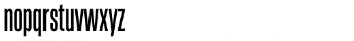 Sorren SemiBold Font LOWERCASE