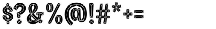 Sorvettero Diamond Font OTHER CHARS