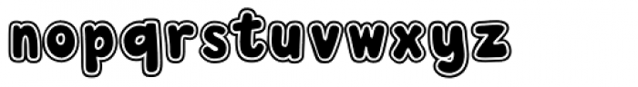 Souffle College Font LOWERCASE