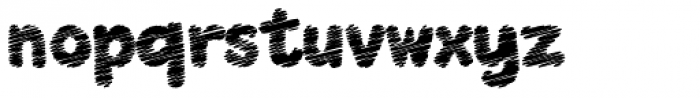 Souffle Ray Font LOWERCASE