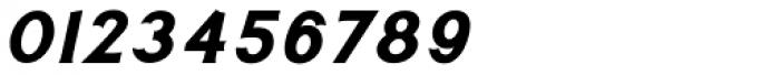 Soul Bold Italic Font OTHER CHARS