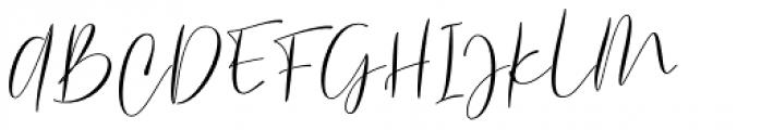 Soulmotion Regular Font UPPERCASE