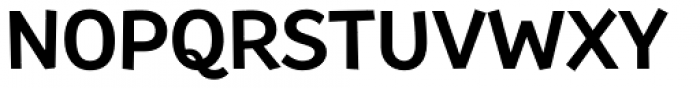 Souses Bold Font UPPERCASE