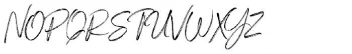 South Island Regular Font UPPERCASE