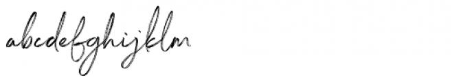 South Island Regular Font LOWERCASE