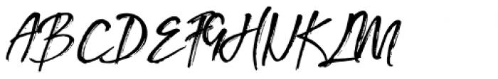 Southeast Regular Font UPPERCASE