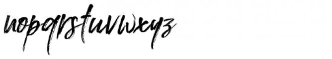 Southeast Regular Font LOWERCASE