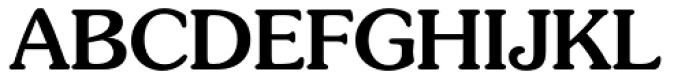 Souvenir Medium Font UPPERCASE
