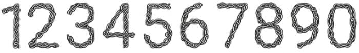 SPAGHETTI-SANS Regular otf (400) Font OTHER CHARS