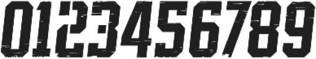 SPORTS HEADLINE BOOK DIST STENC ttf (400) Font OTHER CHARS