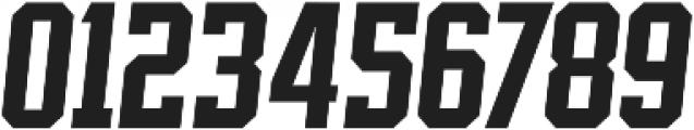 SPORTS HEADLINE BOOK ttf (400) Font OTHER CHARS