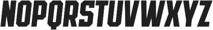 SPORTS HEADLINE ttf (400) Font LOWERCASE