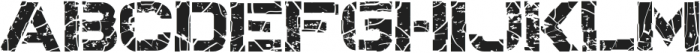 Spac3  GS otf (400) Font LOWERCASE