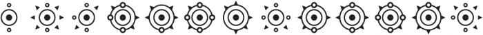 SpaceFont Regular otf (400) Font UPPERCASE