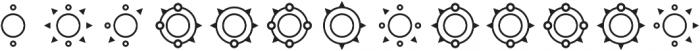 SpaceFont Regular otf (400) Font LOWERCASE