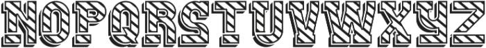 SpaceshipFont TextureShadow otf (400) Font UPPERCASE