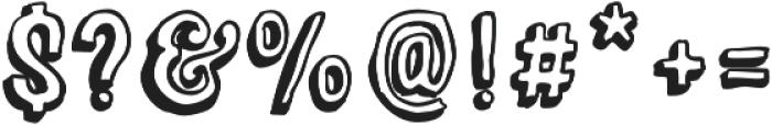 Sparhawk Black otf (900) Font OTHER CHARS