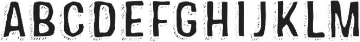 Sparhawk Bold Fill otf (700) Font UPPERCASE