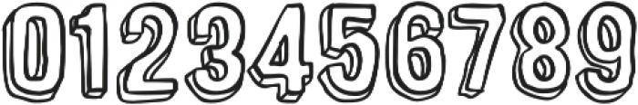Sparhawk otf (400) Font OTHER CHARS