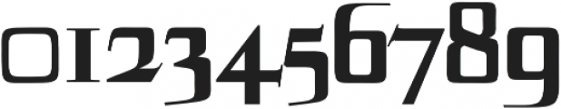 Spark Black otf (900) Font OTHER CHARS