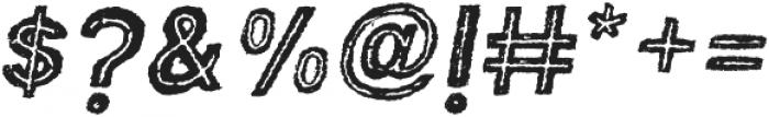 Sparkle otf (400) Font OTHER CHARS