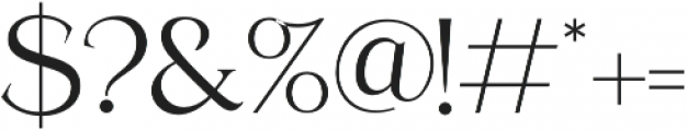Sparkling Moscow otf (400) Font OTHER CHARS