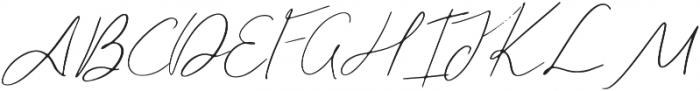 SpecialBlend otf (400) Font UPPERCASE