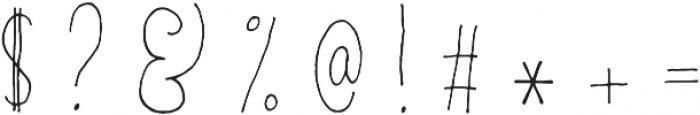 SpectraFontSansWide otf (400) Font OTHER CHARS