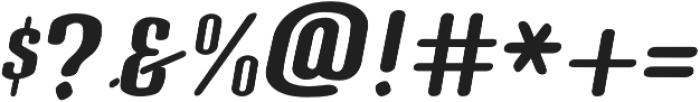 Speedball Classic otf (400) Font OTHER CHARS