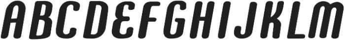 Speedball Classic otf (400) Font UPPERCASE