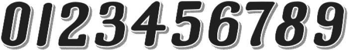 Speedball Shadow otf (400) Font OTHER CHARS