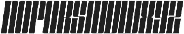 Speedometer 500I otf (500) Font UPPERCASE